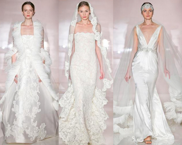 REEM ACRA COLECCIÓN NOVIA TEMPORADA OTOÑO 2014   NEW YORK BRIDAL WEEK
