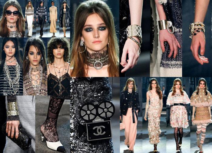 Chanel Pre-Fall 2016 | Paris in Rome