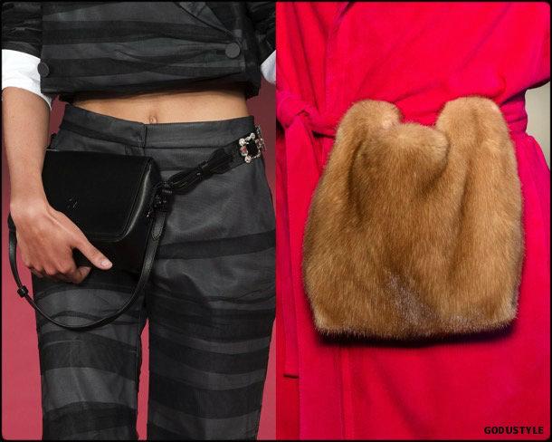 fanny pack, belt bag, riñonera, spring 2018, it bag, trend, looks, style, runway, streetstyle, shopping, tendencia, bolsos