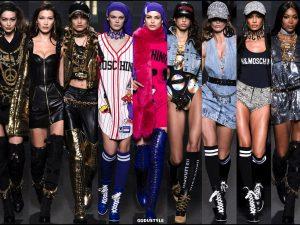 moschino, hm, moschino for hm, capsule collection, fashion, looks, lookbook, shopping, style, moda, colección cápsula