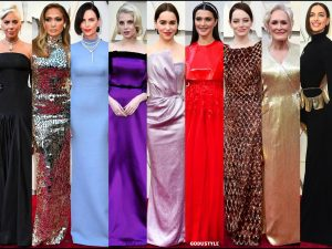 oscar 2019, red carpet, best, fashion, look, beauty, style, details, celebrities, review, alfombra roja, celebridades