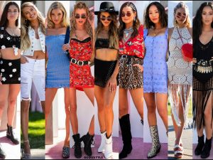 revolve festival, coachella, 2019, fashion, look, style, details, influencer, outfit, inspiration, shopping, trends, moda, beauty