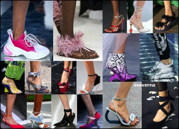 shoes, summer 2019, zapatos, verano 2019, trends, tendencias, zapatos moda, fashion shoes, runway, pasarela, shopping