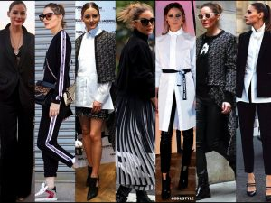 olivia palermo, karl lagerfeld, olivia palermo x karl lagerfeld, karlolivia, capsule collection, look, style, details, shopping, moda, street style, outfit