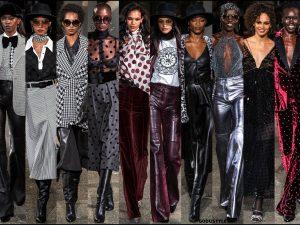 tommy hilfiger, zendaya, tommyxzendaya, spring 2020, nyfw, look, style, details, shoes, beauty, jewelry, fall 2019, verano 2020, review, moda, desfile, repaso